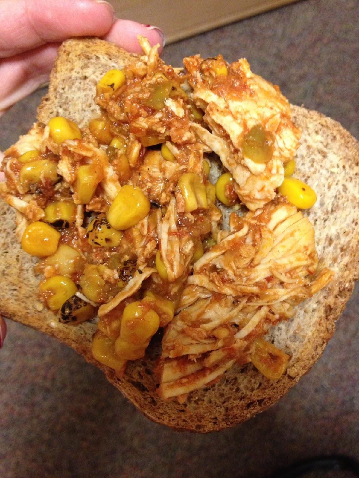 Healthy Mexican Crock Pot Recipes  Healthy Crockpot Mexican Chicken Recipe Lauren Gleisberg