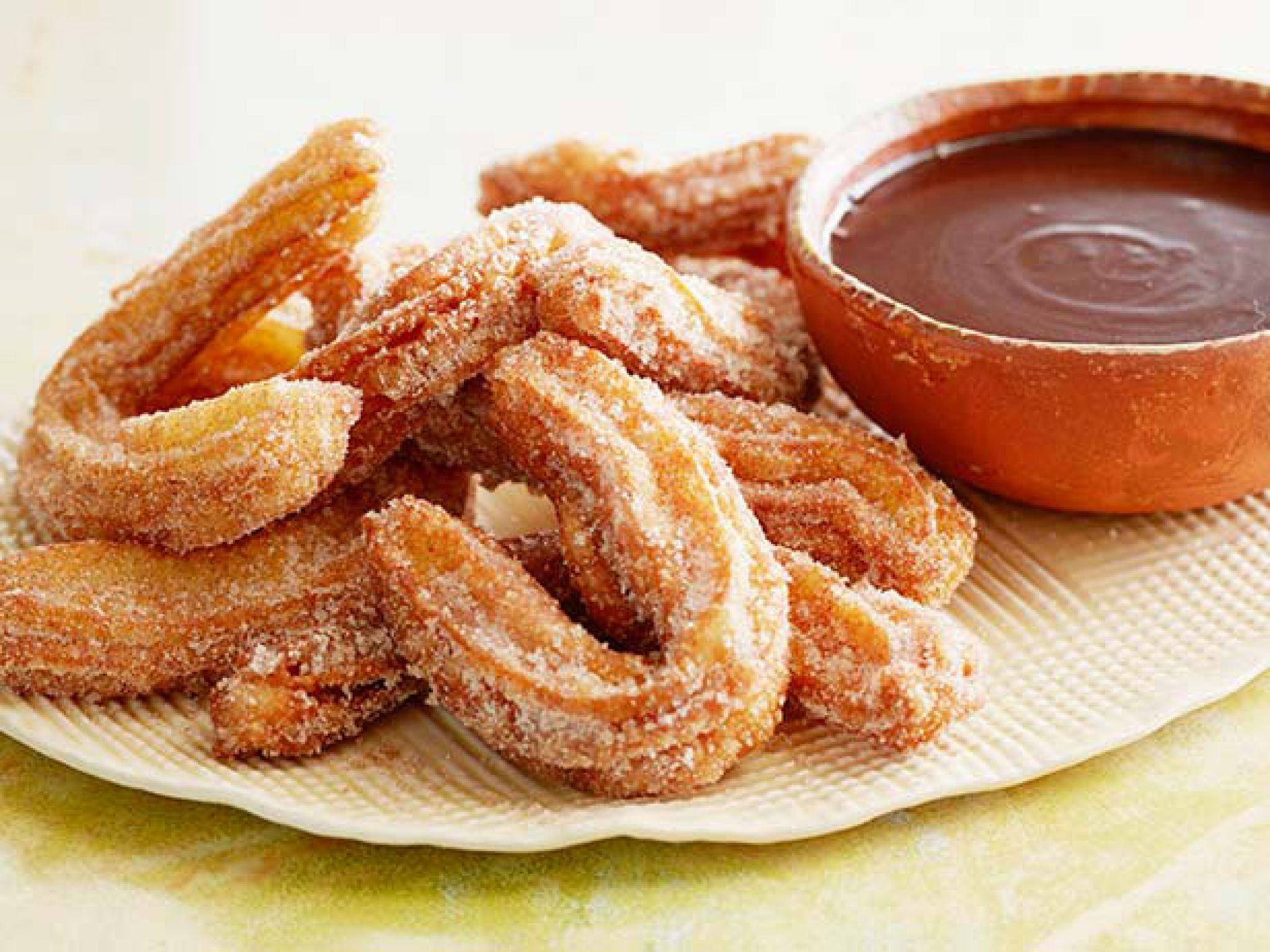 Healthy Mexican Desserts  Tasty Mexican Churros recipe Food you should try
