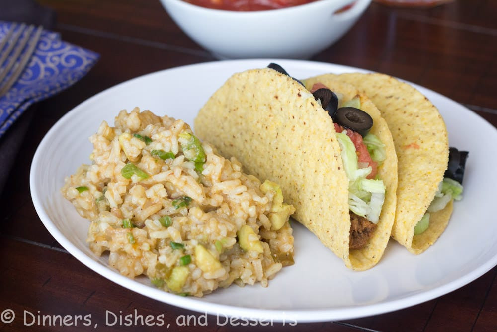 Healthy Mexican Desserts  Mexican Rice Healthy