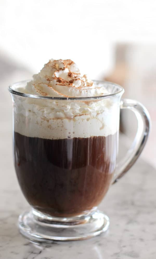Healthy Mexican Desserts  Healthy Mexican Spiced Coffee Recipe Sugar Free Fat Free