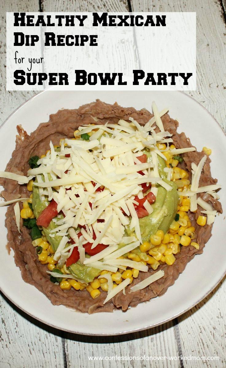 Healthy Mexican Food Recipes  Healthy Mexican Dip Recipe