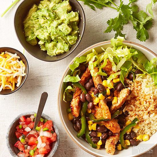Healthy Mexican Food Recipes  Healthy Mexican Recipes