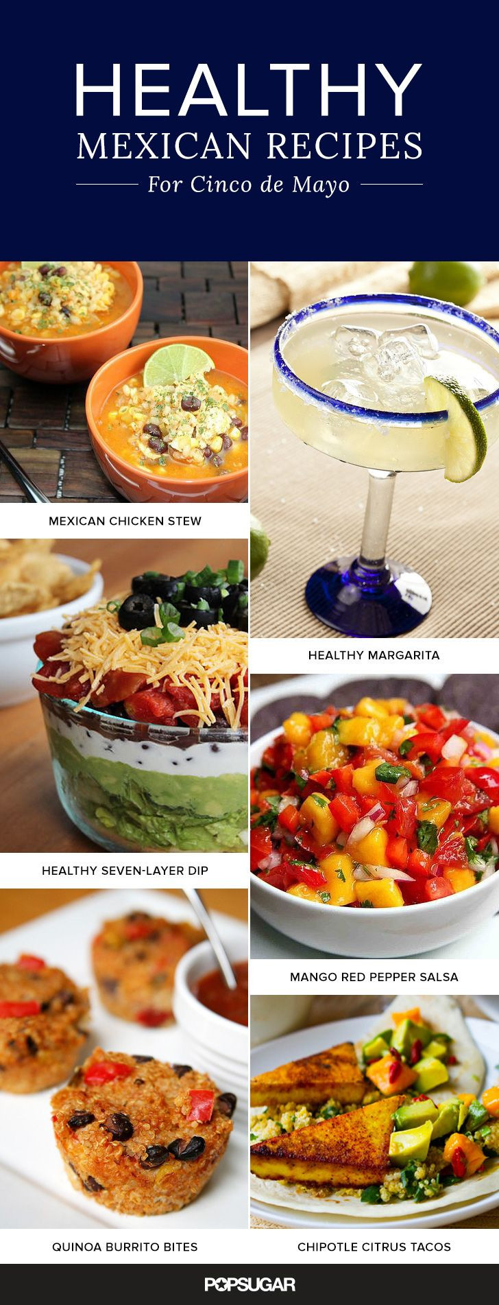 Healthy Mexican Recipes  Best 25 Healthy mexican recipes ideas on Pinterest