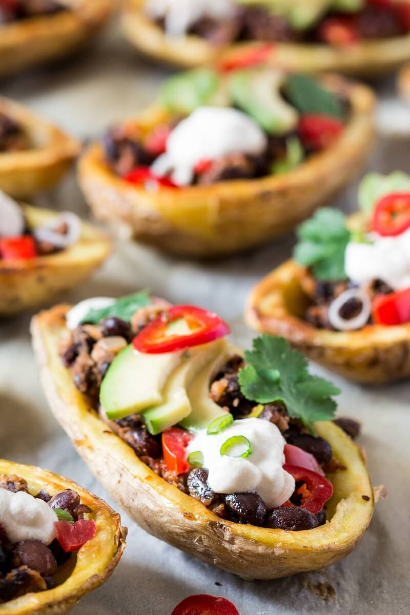 Healthy Mexican Recipes  The Best 40 Vegan Mexican Recipes for a Healthy Easy