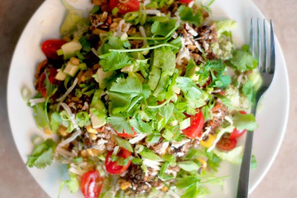 Healthy Mexican Rice Bowl Recipes  Cilantro lime rice burrito bowls recipe
