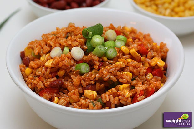 Healthy Mexican Rice Recipe  Mexican Rice