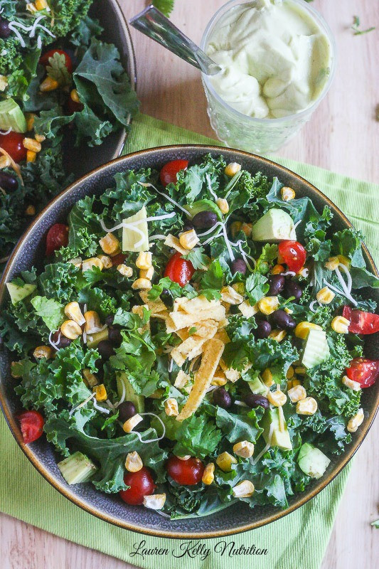 Healthy Mexican Salad Recipes  Healthy Weekly Meal Plan