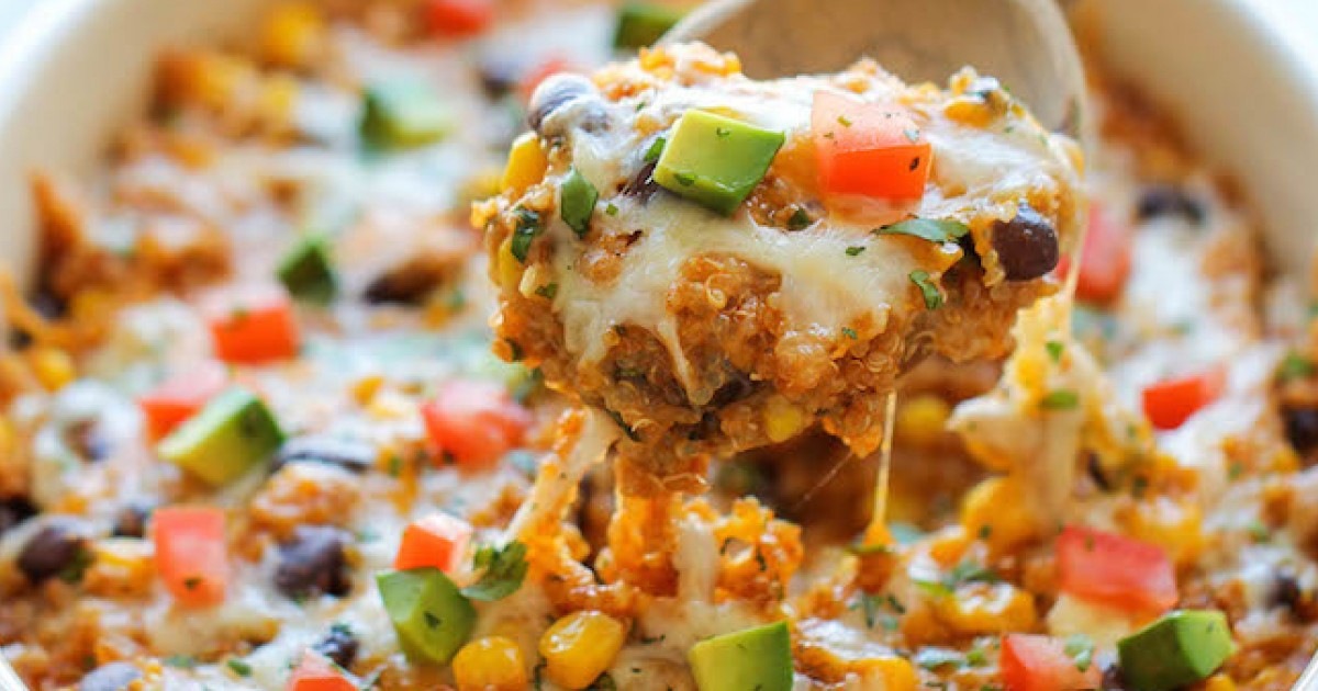 Healthy Mexican Snacks  44 Surprisingly Healthy Mexican Dinner Ideas and Recipes