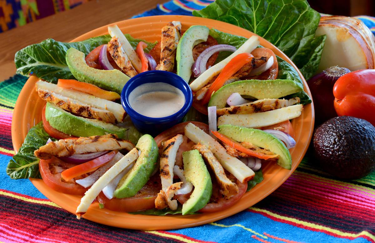 Healthy Mexican Snacks  healthy mexican food