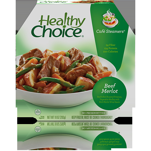 Healthy Microwave Dinners  The Truth About Frozen Foods