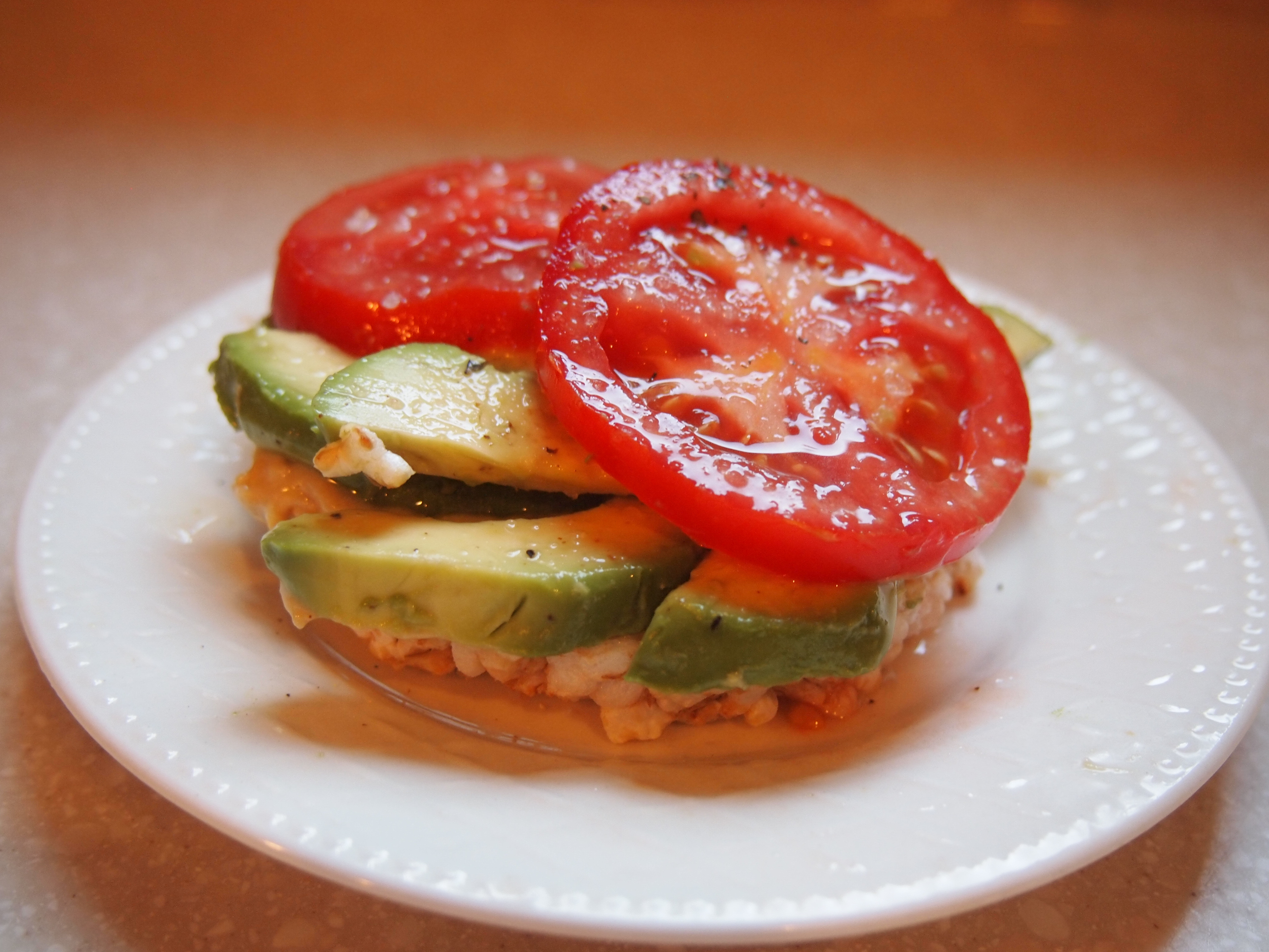 Healthy Mid Morning Snacks  Mid Morning Snack Idea 5 Avocado Hummus and Tomato on