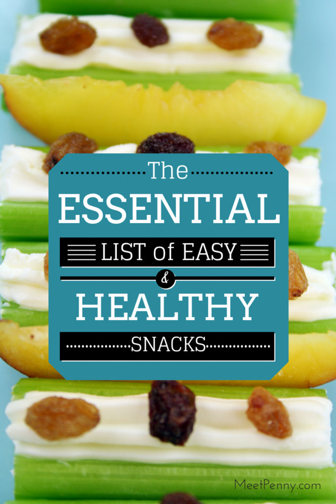 Healthy Mid Morning Snacks  An Essential List of Easy But Healthy Snacks with