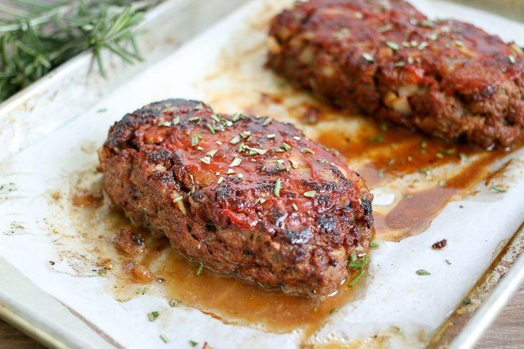 Healthy Mini Meatloaf  Best 25 Mini meatloaf recipes ideas on Pinterest