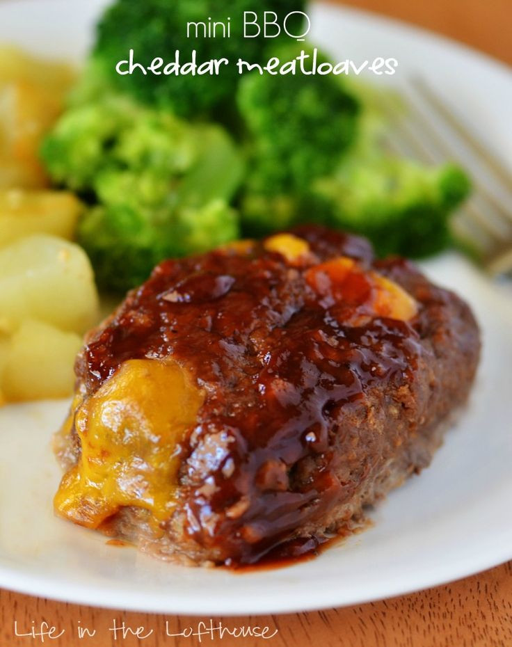 Healthy Mini Meatloaf  The 25 best Mini meatloaf recipes ideas on Pinterest