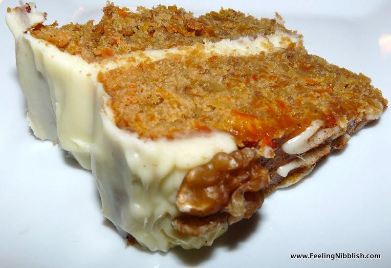 Healthy Moist Carrot Cake Recipe  Moist & Healthy Carrot Cake