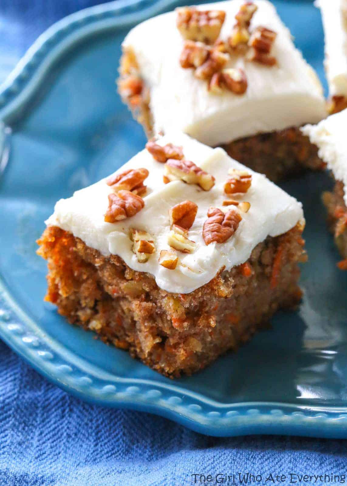 Healthy Moist Carrot Cake Recipe  Moist Carrot Cake Recipe Easter Easy Dessert Nuts The