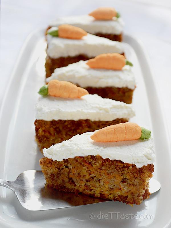 Healthy Moist Carrot Cake Recipe  Moist Carrot Cake – Recipes for Diabetes Weight Loss Fitness