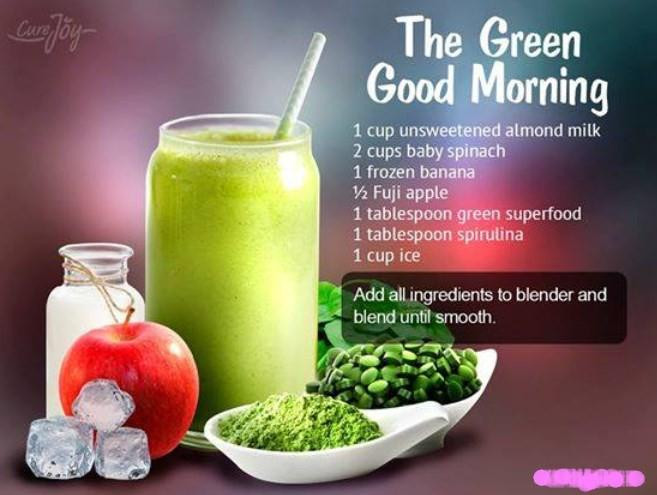 Healthy Morning Smoothies  Healthy Drink Recipes Gallery Android Apps on Google Play