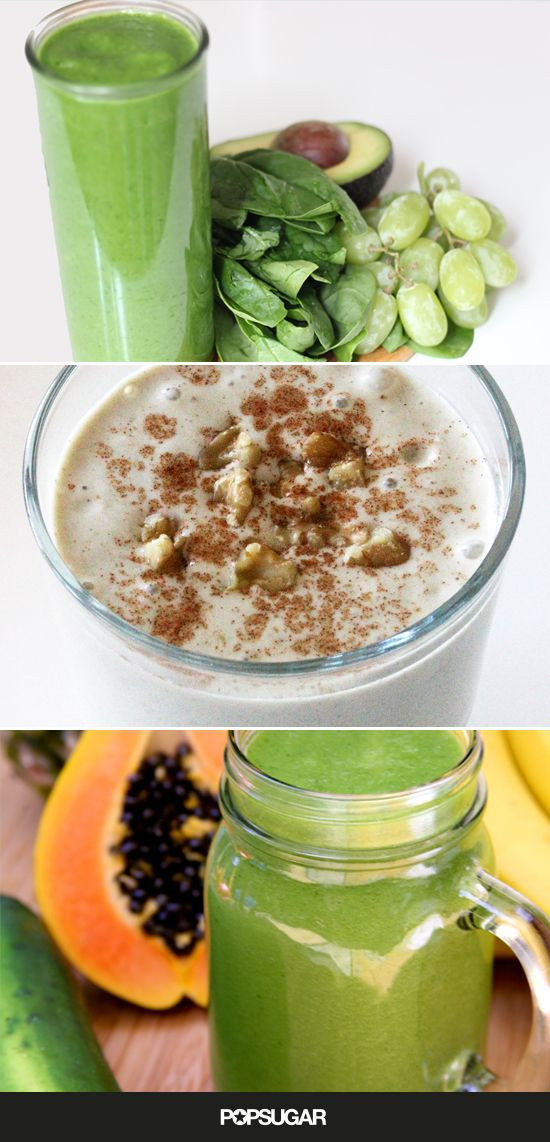 Healthy Morning Smoothies For Weight Loss  381 best images about Smoothies Juices on Pinterest