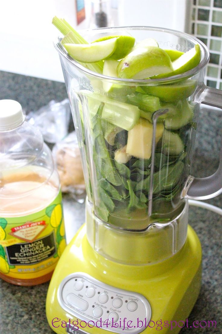 Healthy Morning Smoothies  Dr Oz green mornig smoothie Recette