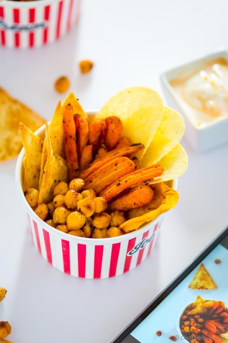 Healthy Movie Snacks  Healthy Family Movie Night Snacks