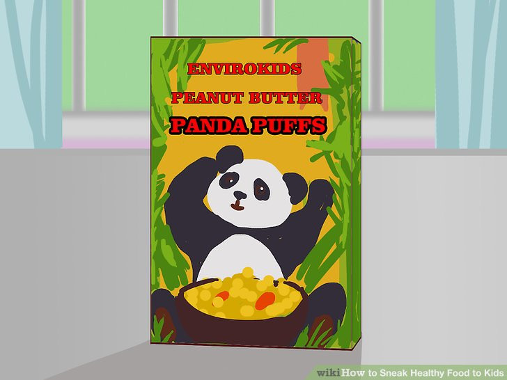 Healthy Movie Snacks To Sneak In  3 Ways to Sneak Healthy Food to Kids wikiHow