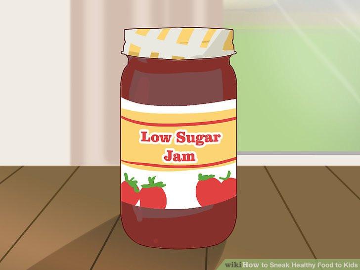 Healthy Movie Snacks To Sneak In  3 Ways to Sneak Healthy Food to Kids wikiHow