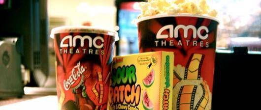 Healthy Movie Theater Snacks  President Clinton wants healthier movie theater snacks
