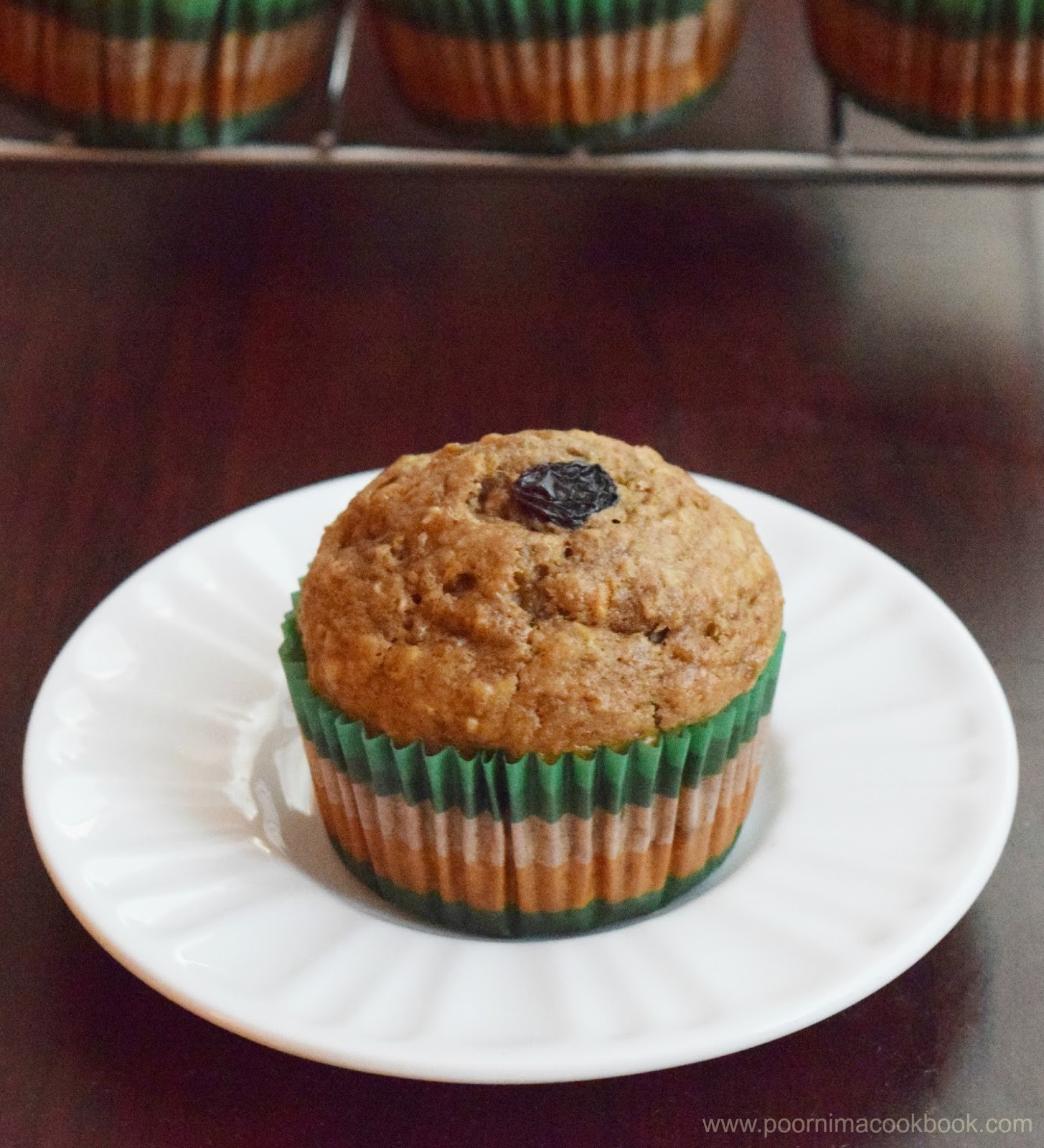 Healthy Muffins For Breakfast  Poornima s Cook Book Healthy Breakfast Muffins