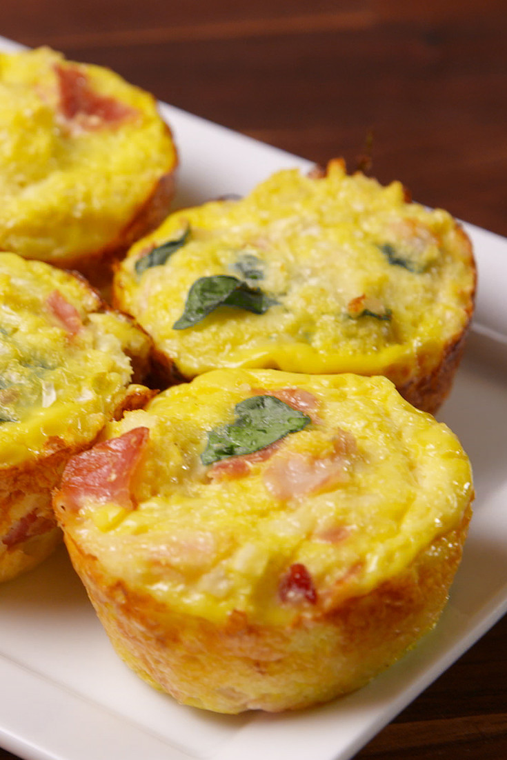 Healthy Muffins For Breakfast  14 Healthy Muffin Recipes Best Healthy Muffins—Delish