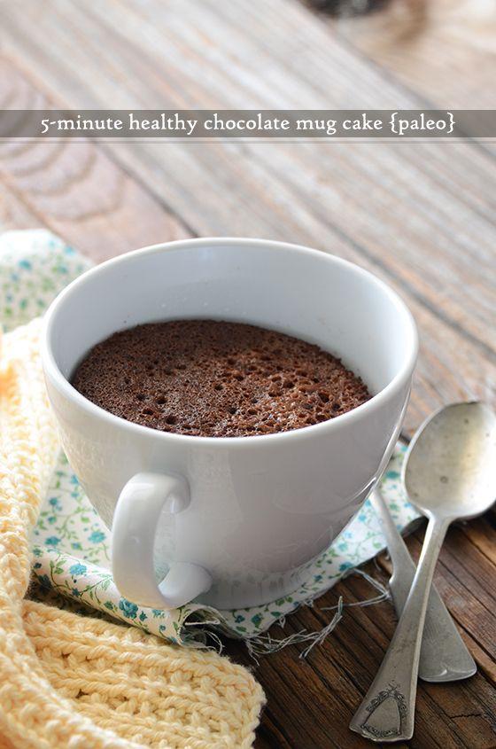 Healthy Mug Desserts  17 Best images about Eat Desserts on Pinterest