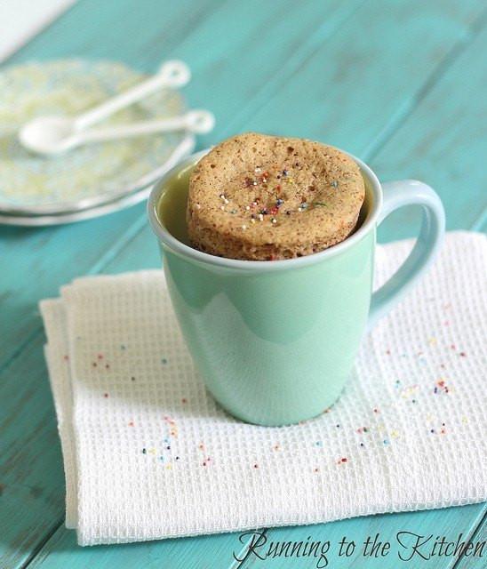 Healthy Mug Desserts  Single Serving Healthy Desserts FitFluential