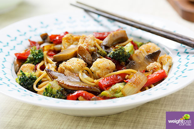 Healthy Mushroom Recipes For Weight Loss  Honey Mushroom Stir Fry