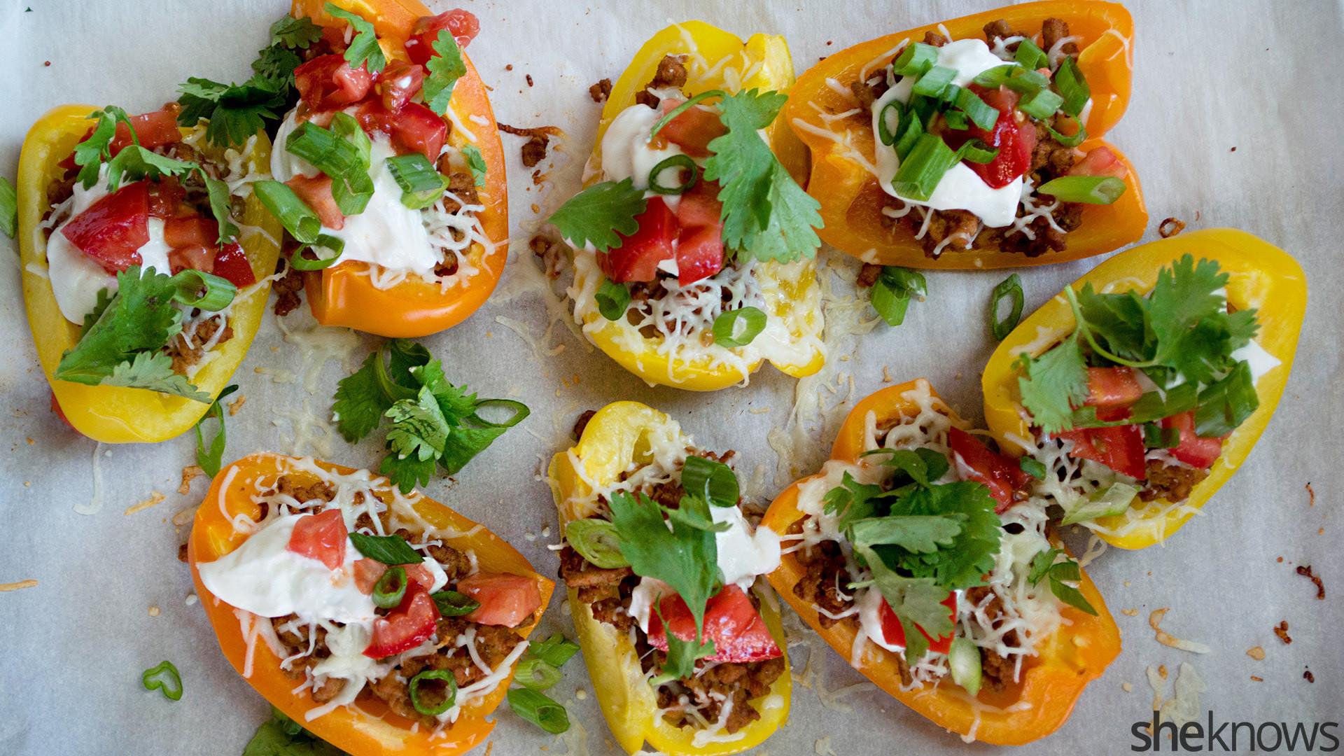 Healthy Nachos Recipe  3 Ways to make nachos healthier without sacrificing flavor