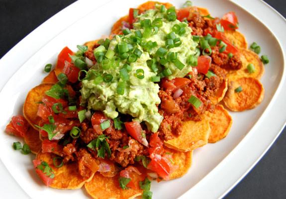 Healthy Nachos Recipe  Addictive & Healthy Paleo Nachos