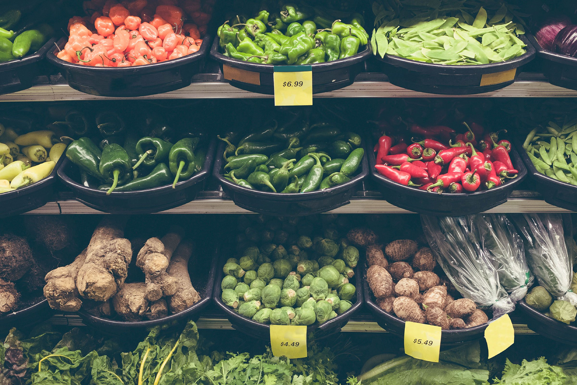 Healthy Natural Snacks  13 Things You Didn t Know About Organic Food