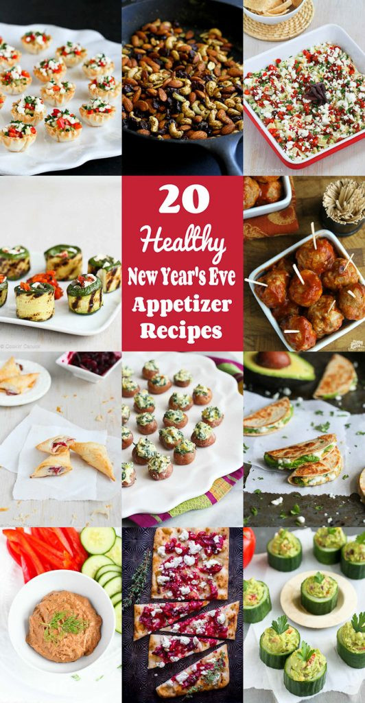 Healthy New Year'S Eve Appetizers  20 Healthy New Year s Eve Appetizer Recipes Cookin Canuck