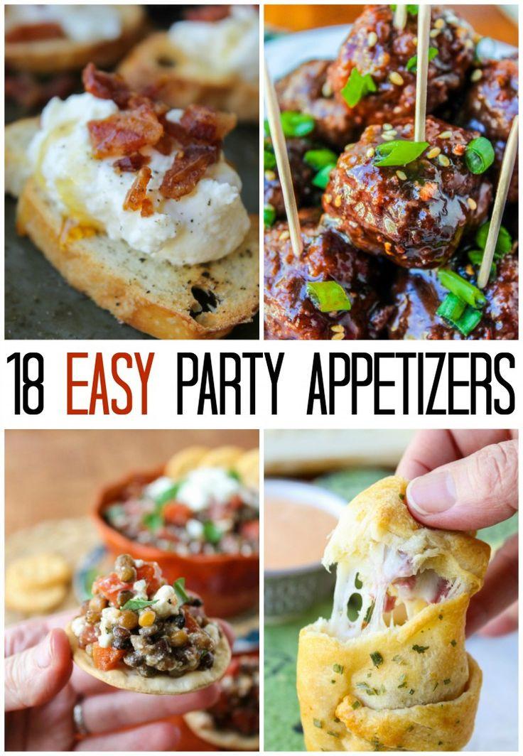 Healthy New Year'S Eve Appetizers  Best 25 Appetizer ideas ideas on Pinterest