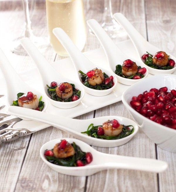 Healthy New Year'S Eve Appetizers  60 best Festive Soirées images on Pinterest