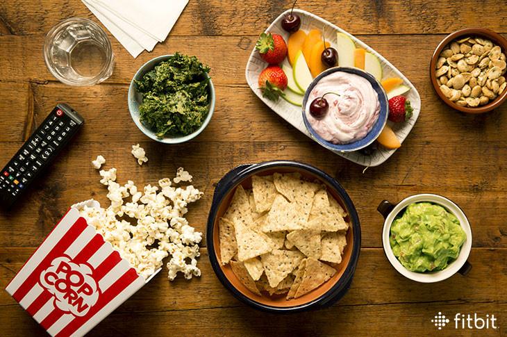 Healthy Night Snacks  8 Healthy Snack Ideas for Movie Night