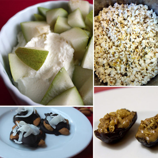 Healthy Nighttime Snacks  10 Low Calorie Late Night Snacks That ly Need a Little