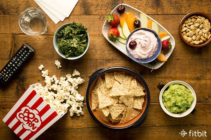 Healthy Nighttime Snacks  8 Healthy Snack Ideas for Movie Night
