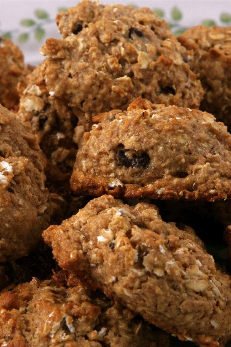 Healthy No Bake Cookies  Healthy No Bake Cookies