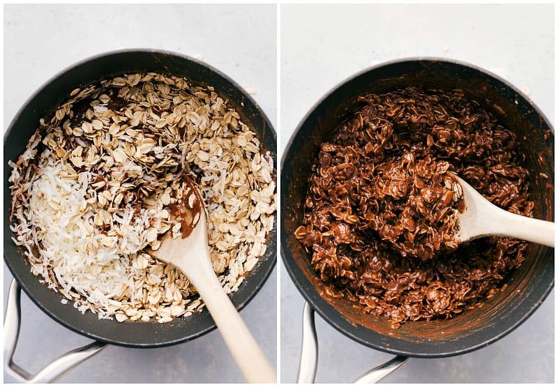 Healthy No Bake Cookies With Banana  Healthy No Bake Cookies