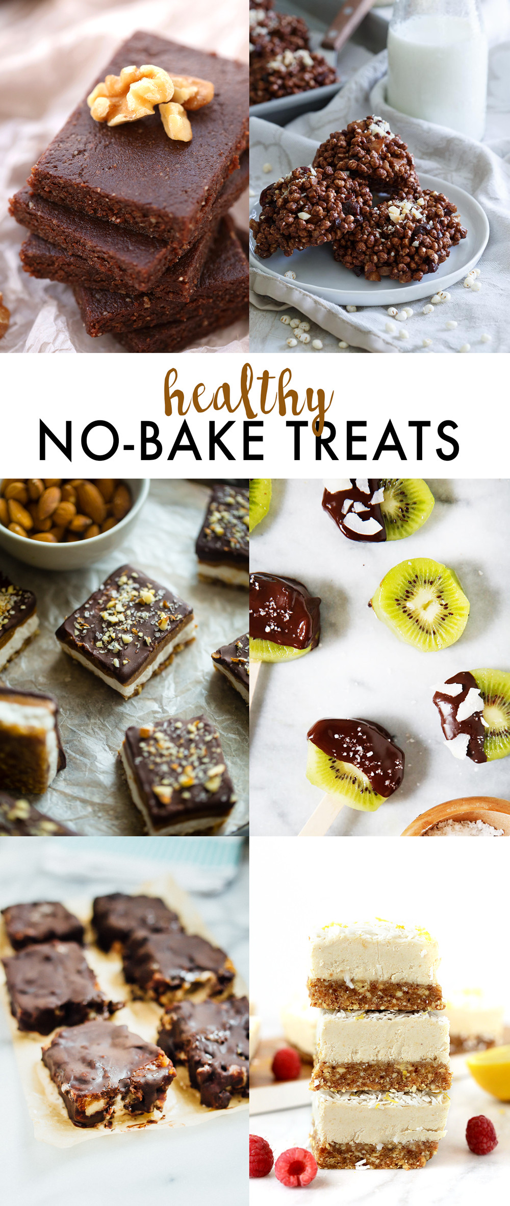 Healthy No Bake Desserts  Raw Lemon Coconut Cheesecake Bars Fit Foo Finds