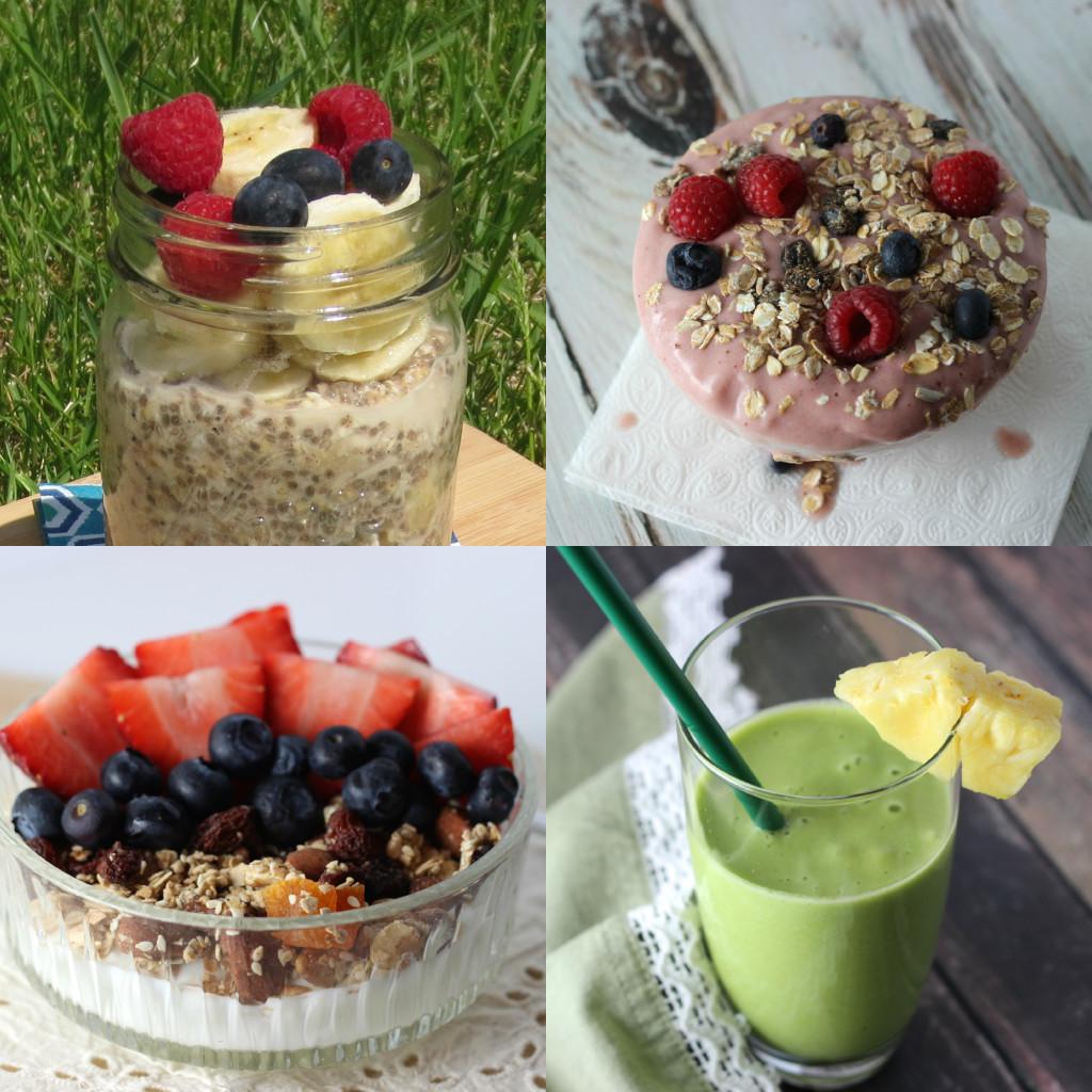 Healthy No Cook Breakfast  4 Easy No Bake Breakfast Recipes Exploring Healthy Foods