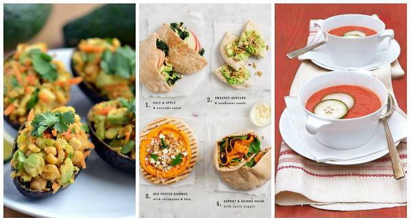 Healthy No Cook Lunches 20 Best 3 Healthy and Delicious No Cook Meals