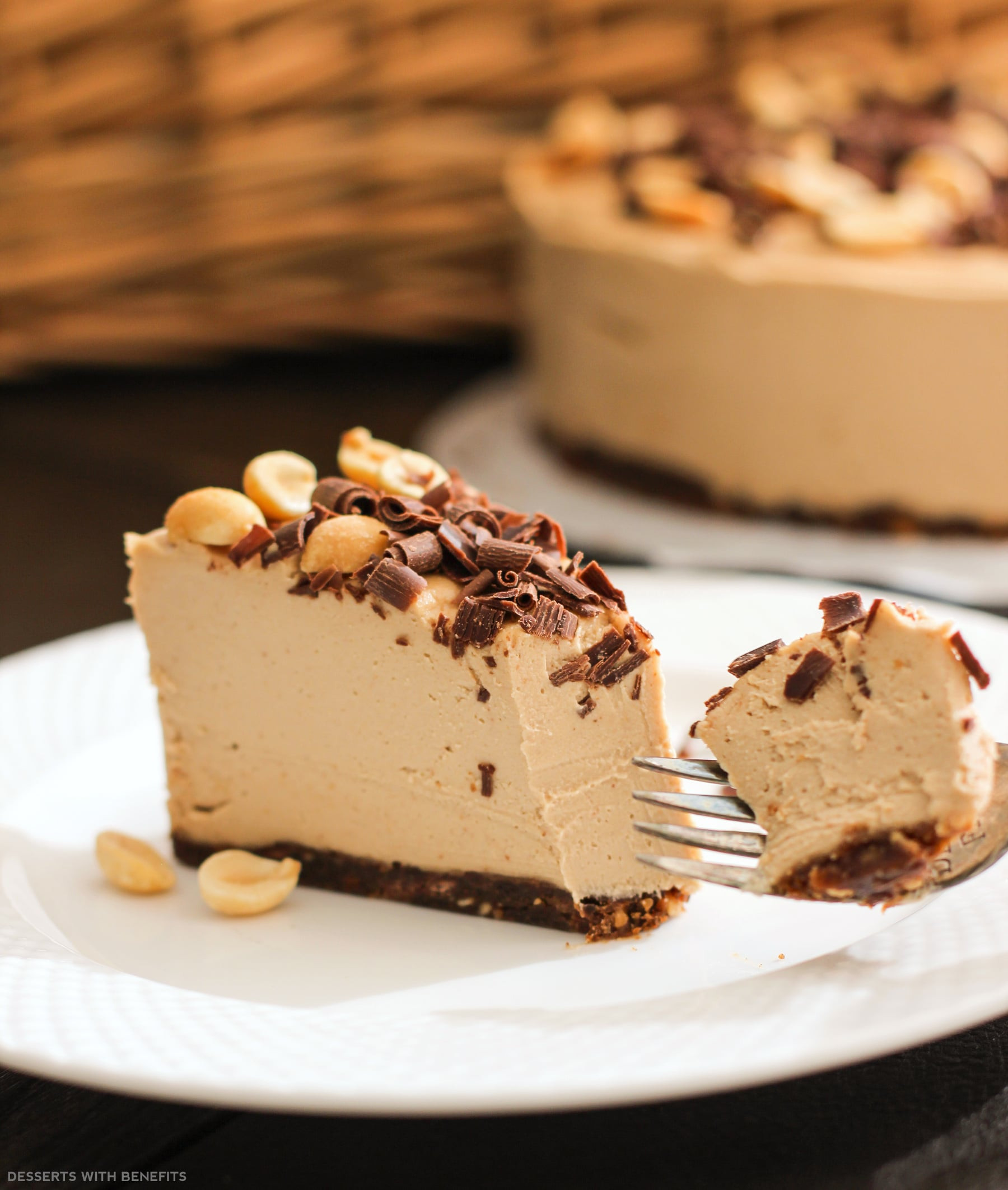 Healthy No Sugar Desserts the Best Desserts with Benefits Healthy Chocolate Peanut butter Raw