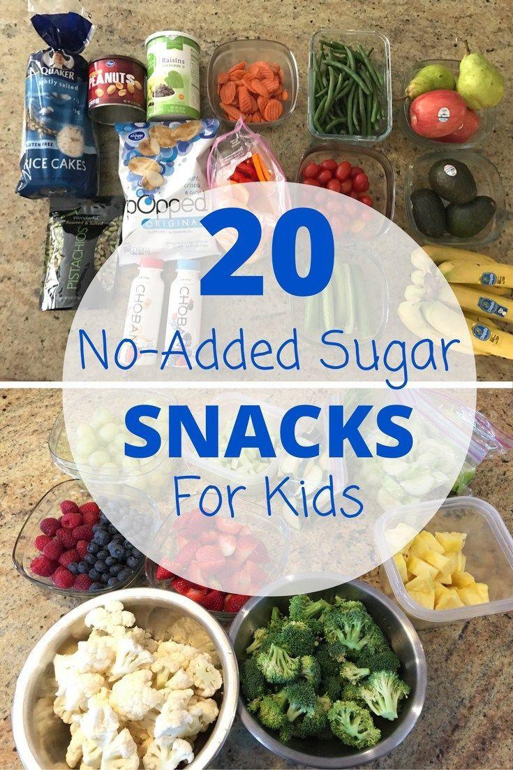 Healthy No Sugar Snacks  The 25 best No sugar ideas on Pinterest