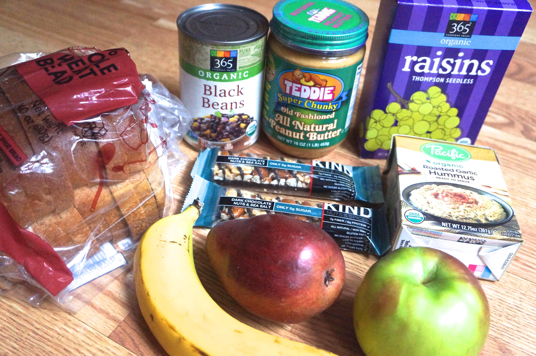 Healthy Non Refrigerated Snacks  Blizzard Food Healthy and Delicious No Cook No